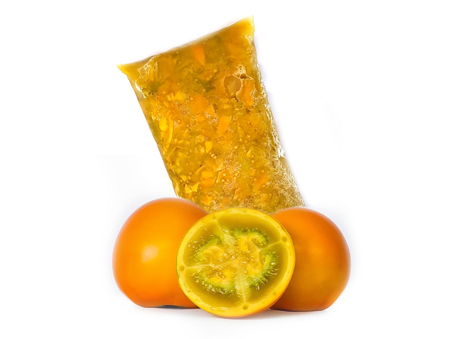 Lulo Industrial - Frutas Sagrada Familia